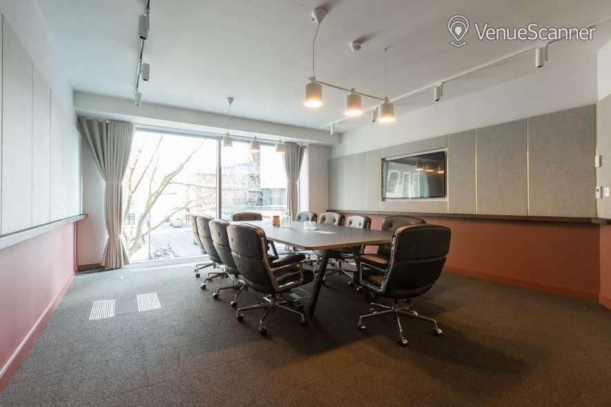 Hire The Office Group Bloomsbury Way Meeting Room 9
