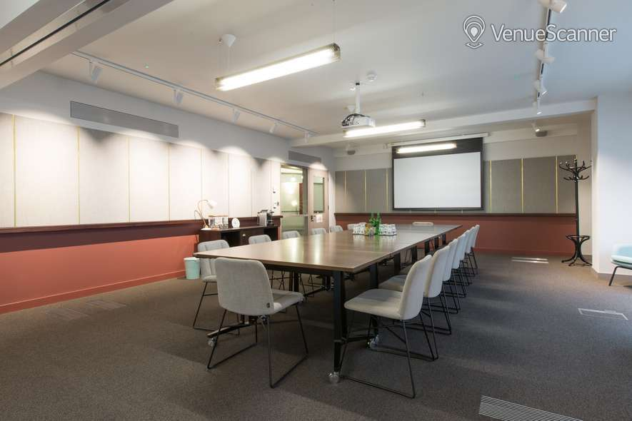 Hire The Office Group Bloomsbury Way Meeting Room 4