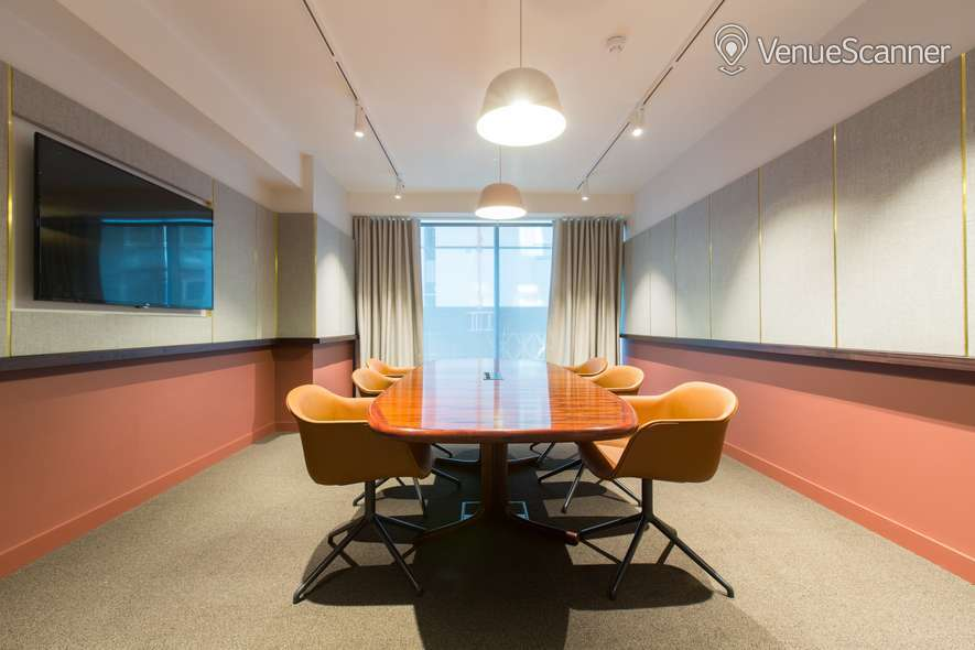 Hire The Office Group Bloomsbury Way Meeting Room 2