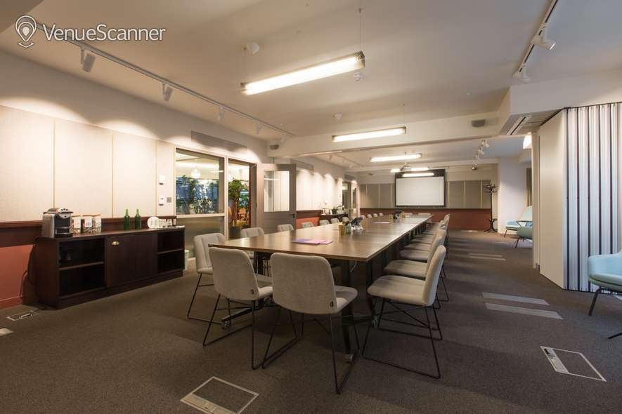 Hire The Office Group Bloomsbury Way Meeting Room 3 & 4 3