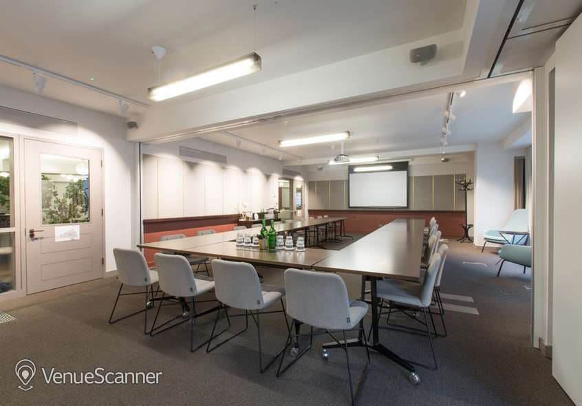 Hire The Office Group Bloomsbury Way Meeting Room 3 & 4