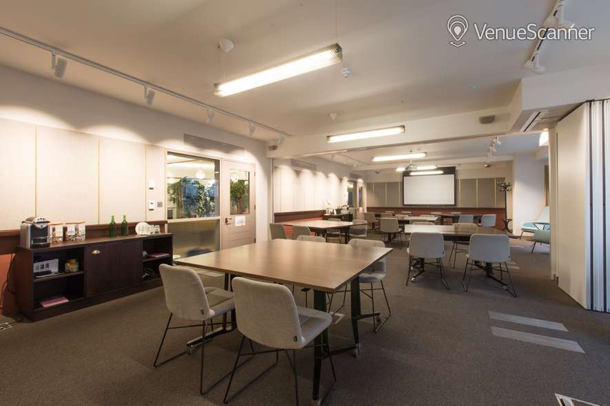 Hire The Office Group Bloomsbury Way Meeting Room 3 & 4 2