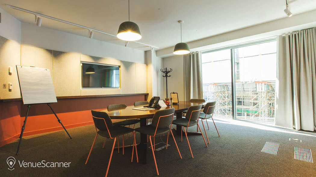 Hire The Office Group Bloomsbury Way Meeting Room 5