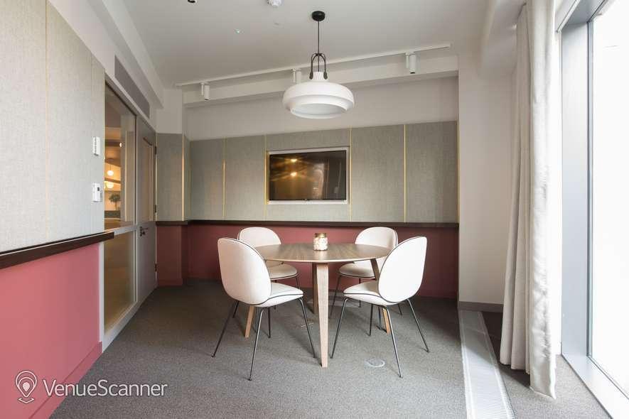 Hire The Office Group Bloomsbury Way Meeting Room 8