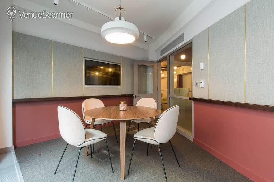 Hire The Office Group Bloomsbury Way Meeting Room 6