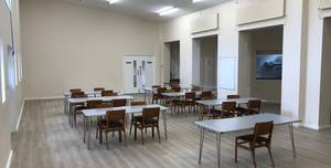 St Wilfrids Hall, Hall
