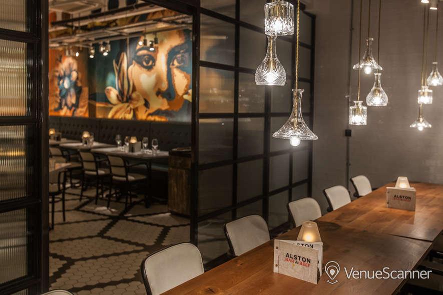 Hire Alston Bar & Beef Full Venue Hire 7