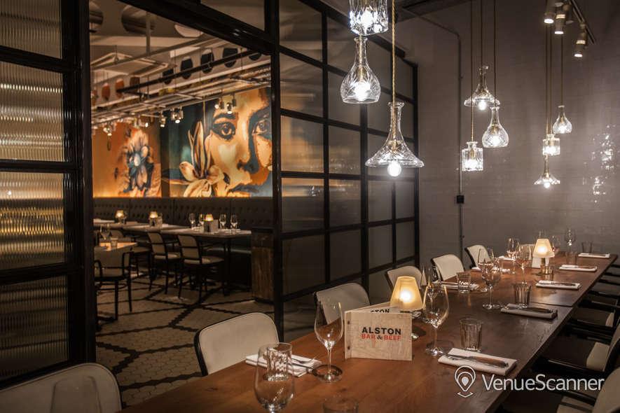Hire Alston Bar & Beef Full Venue Hire 14