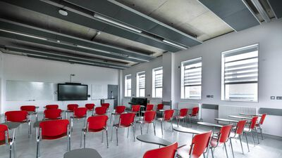 Dublin City University - St Patrick's Campus, Meeting Rooms For 50 E/F Block