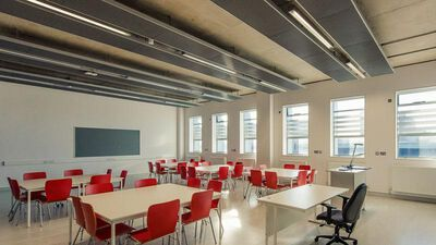 Dublin City University - St Patrick's Campus, Meeting Rooms For 40 E/F Block