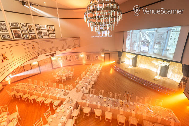 Hire Victory Services Club Carisbrooke Hall 4