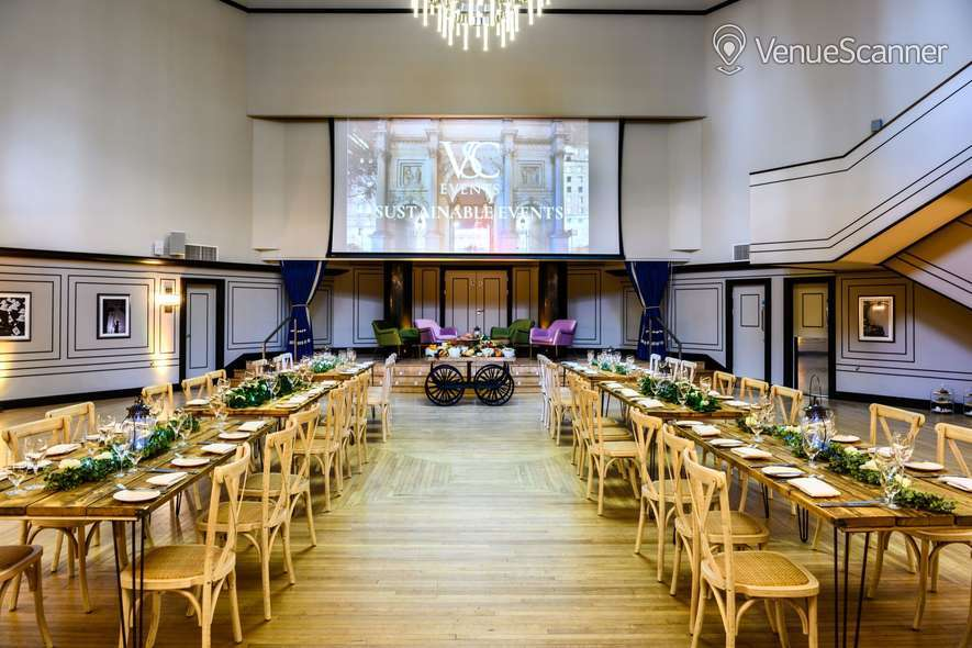 Hire Victory Services Club Carisbrooke Hall 2