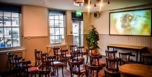 Rosa Tapas & Bar, Club Room