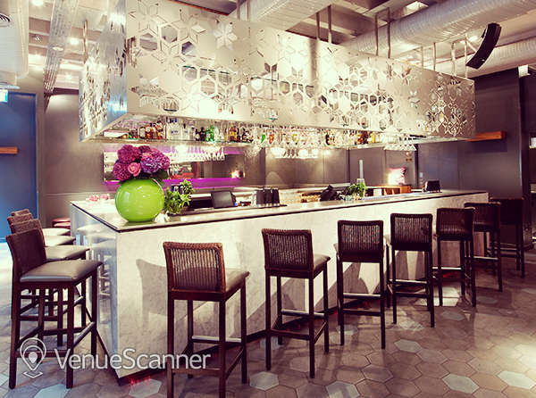 Hire Cinnamon Kitchen And Anise Bar Anise