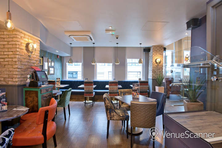 Hire The Slug and Lettuce, Hanover Street The Lounge