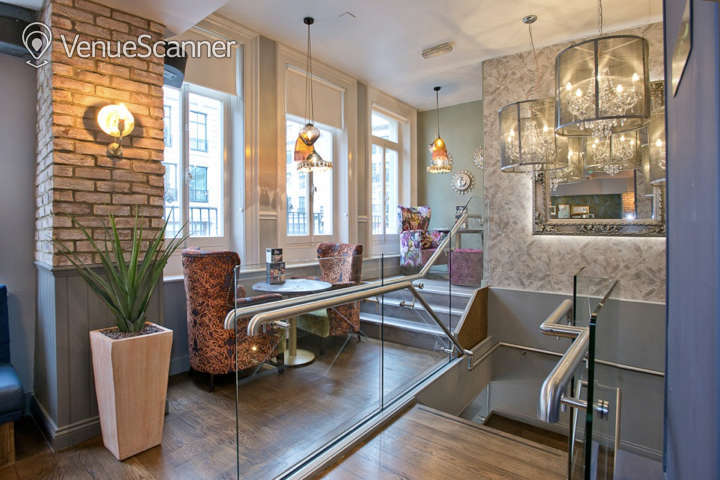 Hire The Slug and Lettuce, Hanover Street The Lounge 4