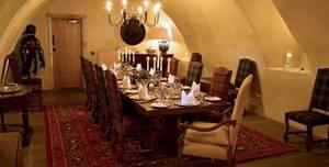 Fenton Tower, Dining Room