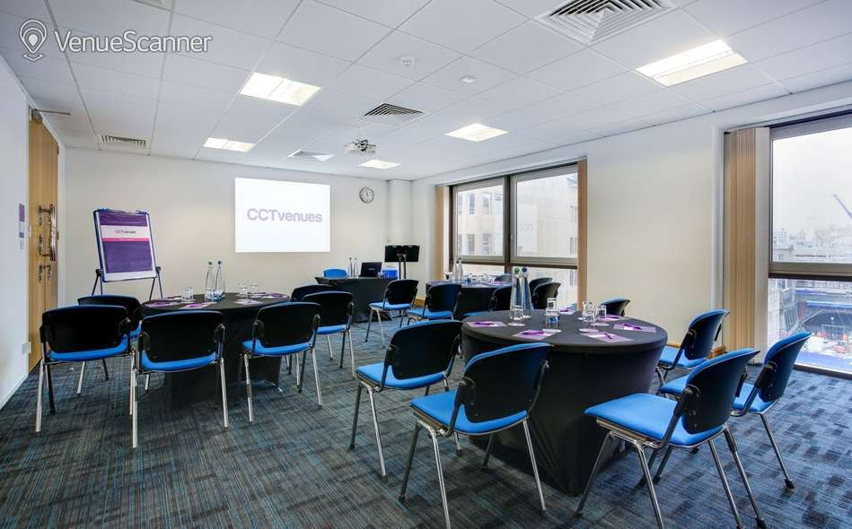 Hire Cct Venues-barbican Polaris 1