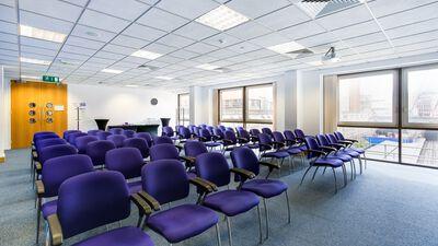 CCT Venues-Barbican, Xena
