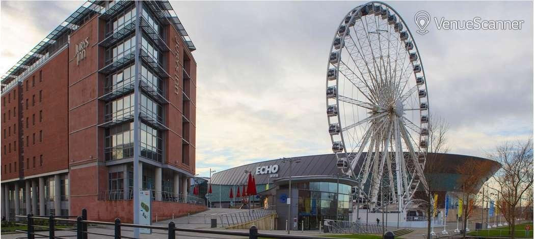 Hire Jurys Inn Liverpool Suite 3 1