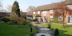 Brook Marston Farm Hotel, Library