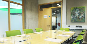 Allia Future Business Centre - Cambridge, Meeting Room
