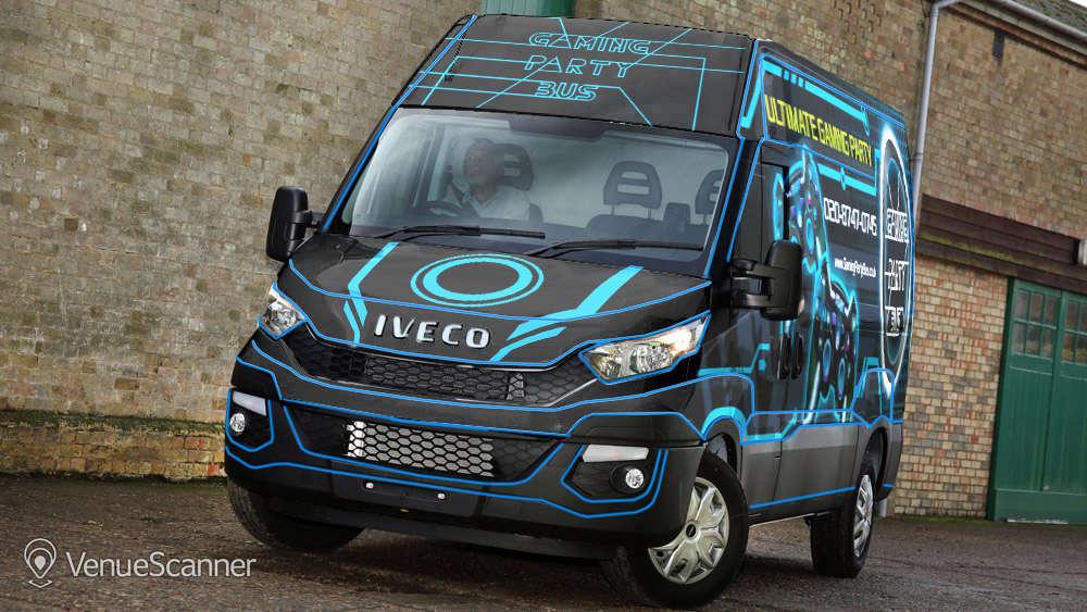 Hire Turbo Van Exclusive Hire 3
