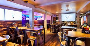 Belushi's London Bridge, Exclusive Hire