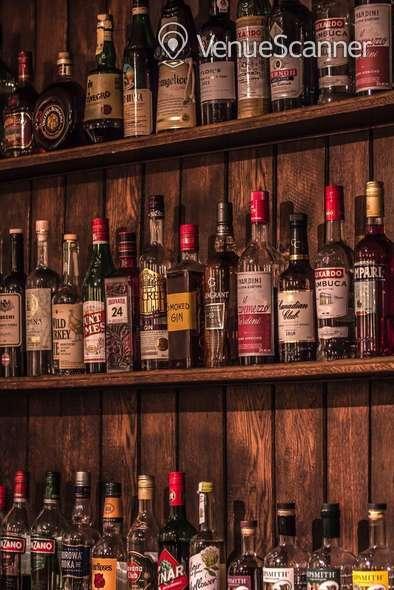 Hire Polpo Smithfield Negroni Bar 6