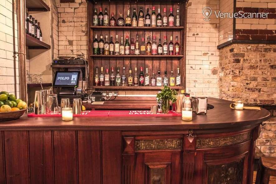 Hire Polpo Smithfield Negroni Bar 11