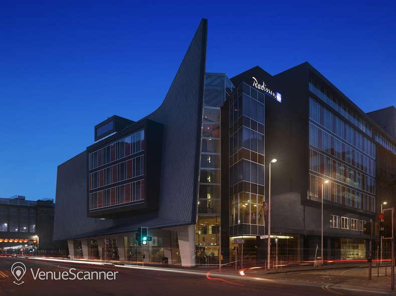Hire Radisson Blu Hotel Glasgow The Apollo 1