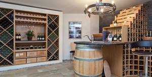 The Cheshire Cookery School, The Wine Tasting Room