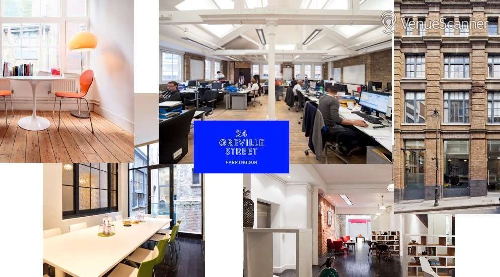 Hire The Office Group Greville Street Meeting Room 4 1