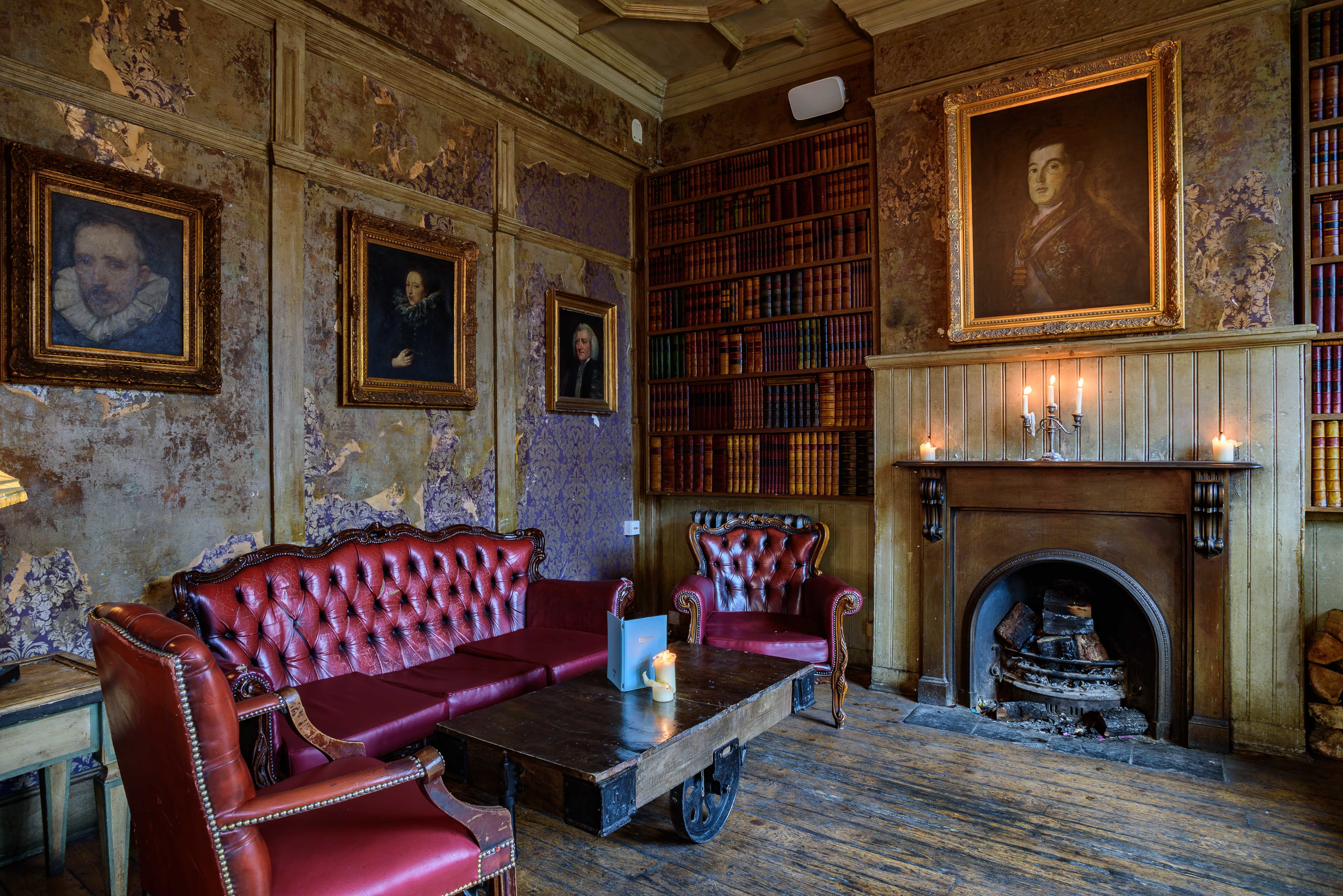 Hire Paradise by way of Kensal green Reading Room