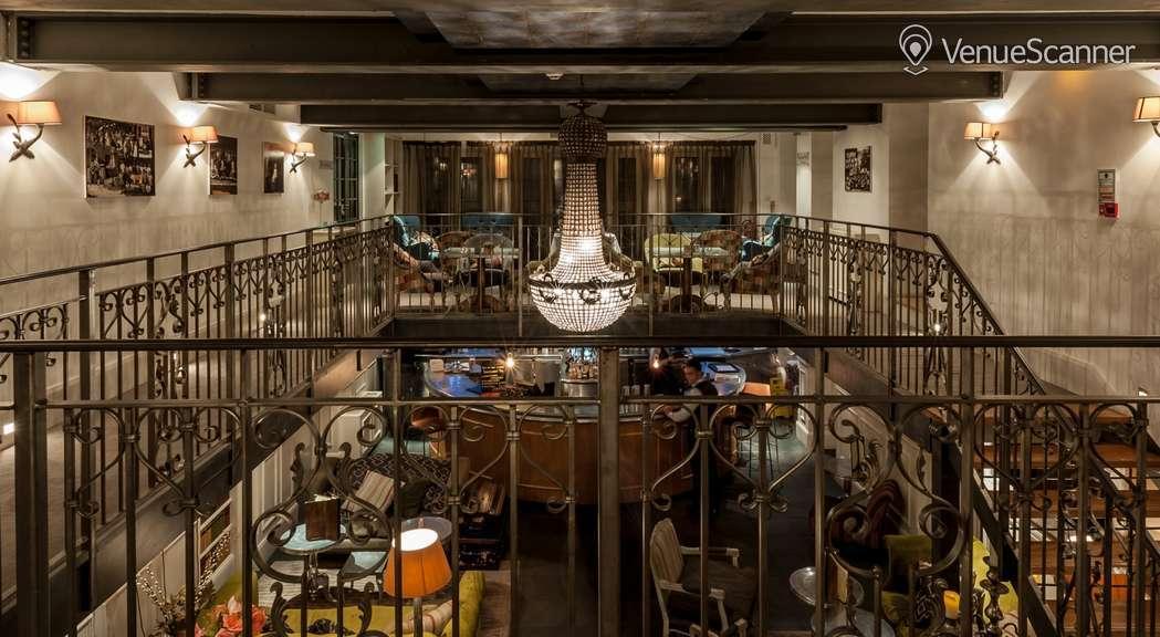 Hire Great John Street Hotel Oyster Bar 1