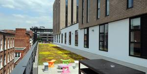 Thestudio Manchester, Roof Terrace
