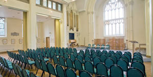St Mary's Church And Conference Centre - Sheffield, Nave And North Aisle Combined