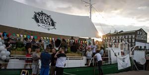 Barge East, Barge East - Above Deck