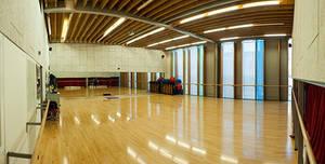 Idea Store Shadwell Centre, Dance Studio