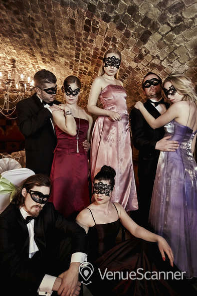 Hire The Ivory Vaults Winter Ball 9