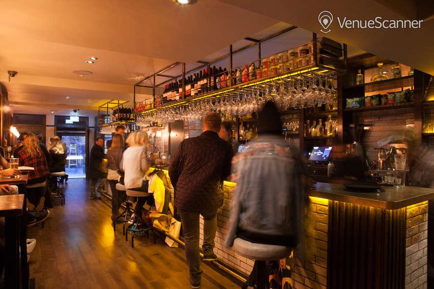 Hire Portobello Star Whole Bar - Venue Hire 1