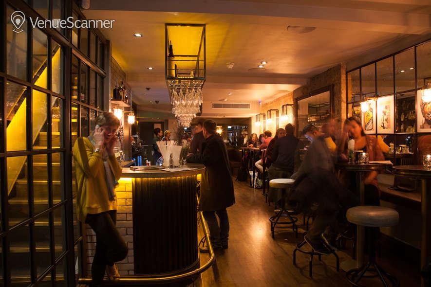 Hire Portobello Star Whole Bar - Venue Hire