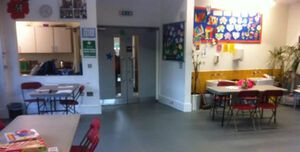 Rokeby Community Hub, The Main Room