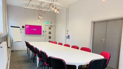 The Meeting Space, Training Room