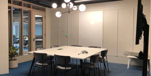 HubHub, Meeting Room - Nicola Tesla