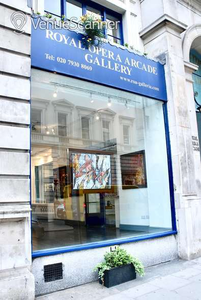 Hire La Galleria Pall Mall Amp Royal Opera Arcade Galley