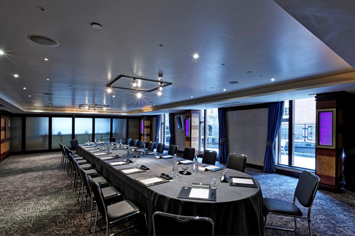 Hire Grange City Hotel Crown Suite Venuescanner