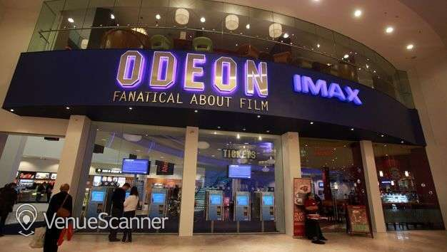 Hire Odeon Metrocentre Screen 8 2