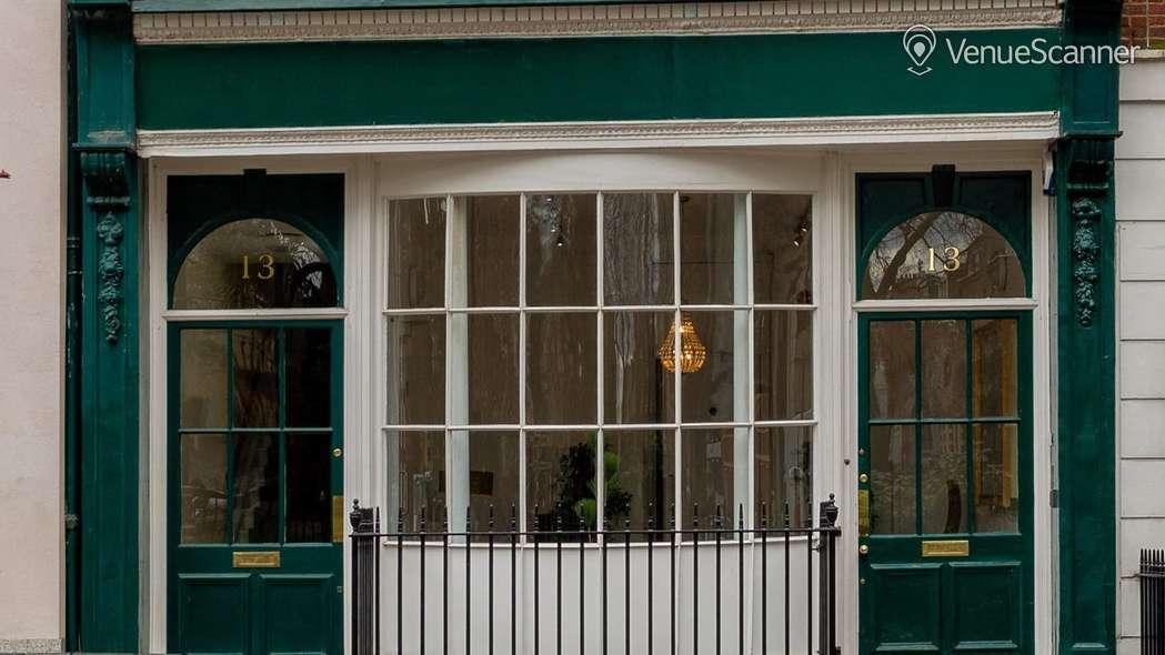 Hire 13 Soho Square Shop Front 3