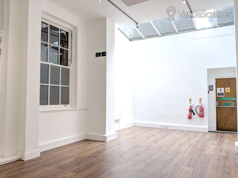 Hire 13 Soho Square Ground Floor & Shop Front 3